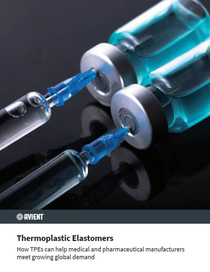 How TPEs can help Medical and Pharmaceutical Manufacturers- whitepaper
