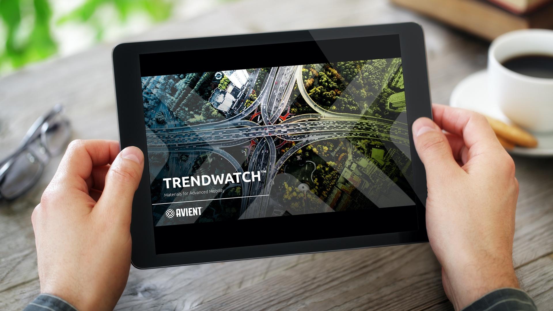 Download Avient's Trendwatch™— Advanced Mobility eBook