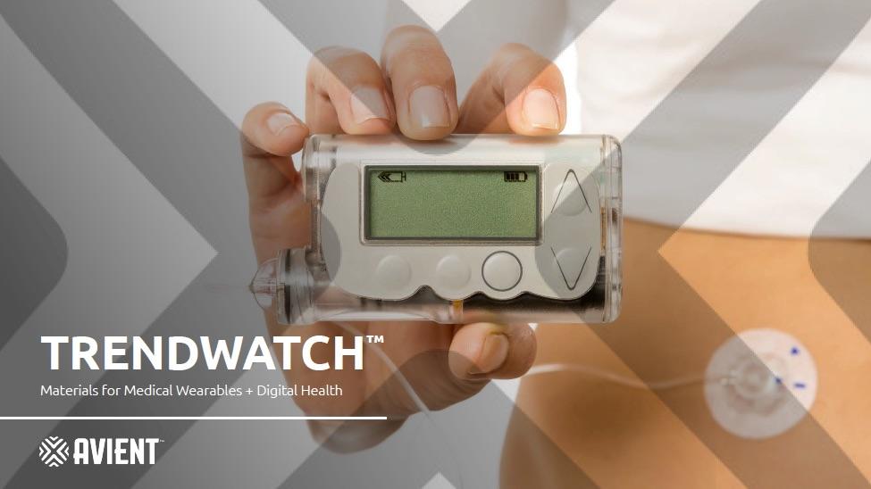 Trendwatch™Medical Wearables + Digital Health eBook cover