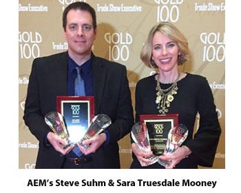 CONEXPO-CON/AGG Wins Gold 100 Awards