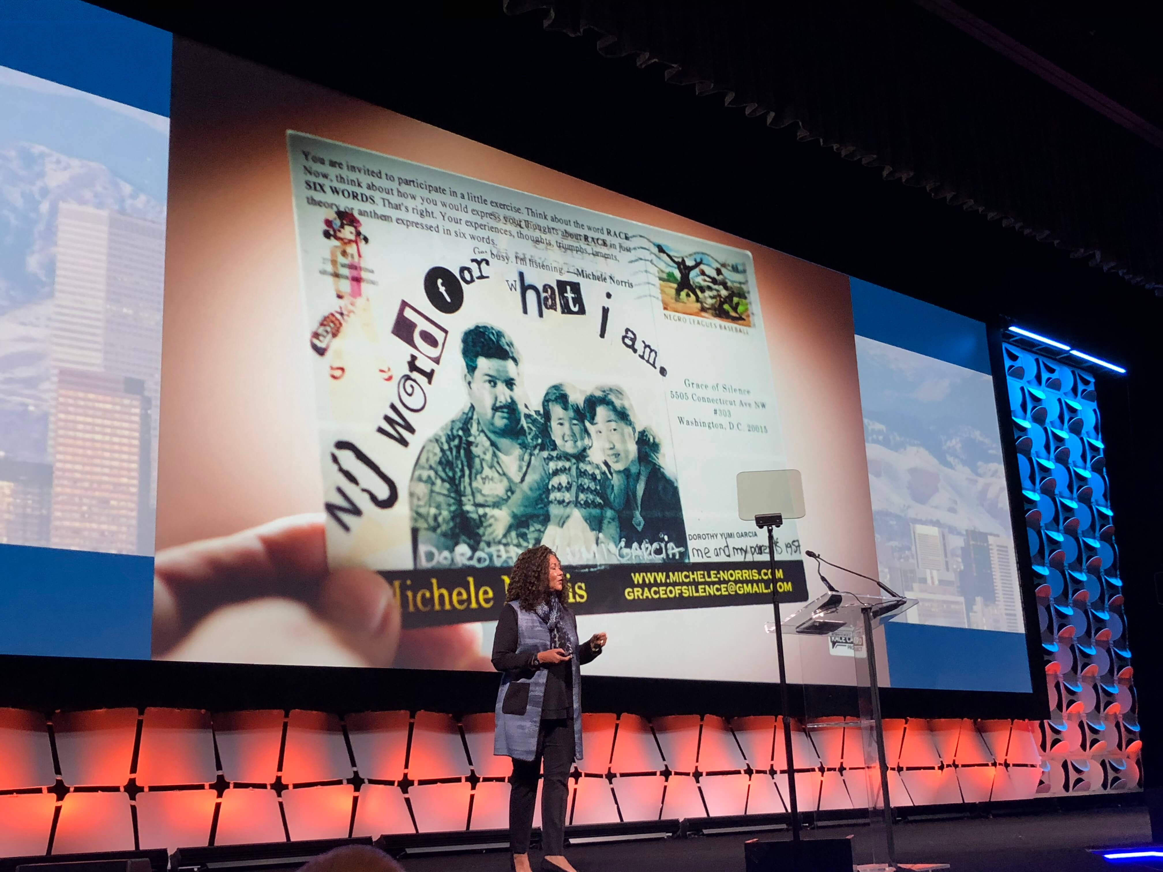 Keynote and Observations of EDUCAUSE 2018