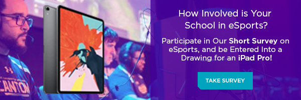 What's the State of eSports in Education? [Survey]