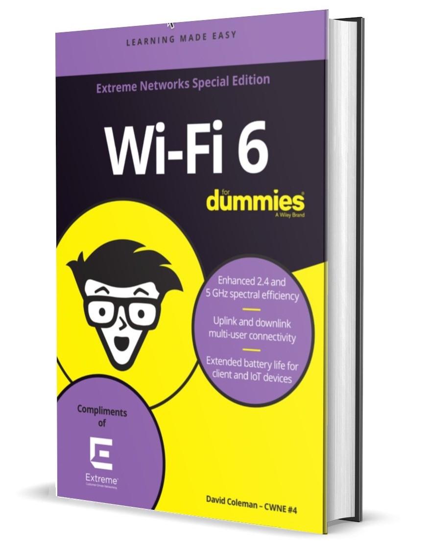 Wi-Fi 6 for Dummies eBook