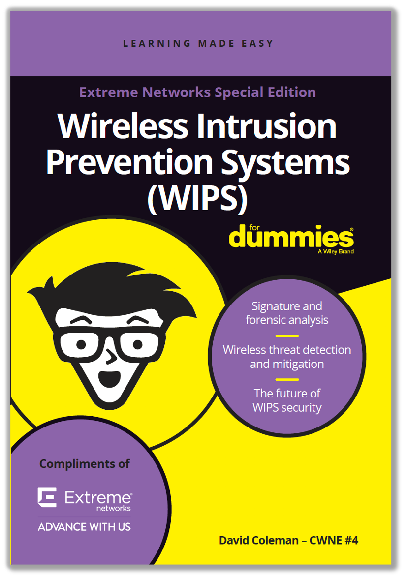 Wireless Intrusion Prevention Systems (WIPS) for Dummies  book cover