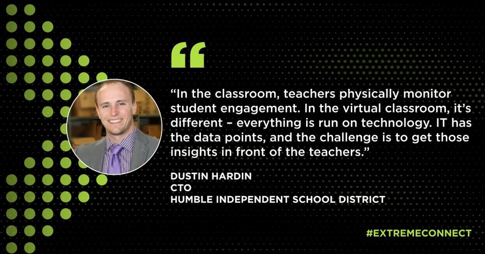 Dustin Hardin on evaluating student engagement through technology