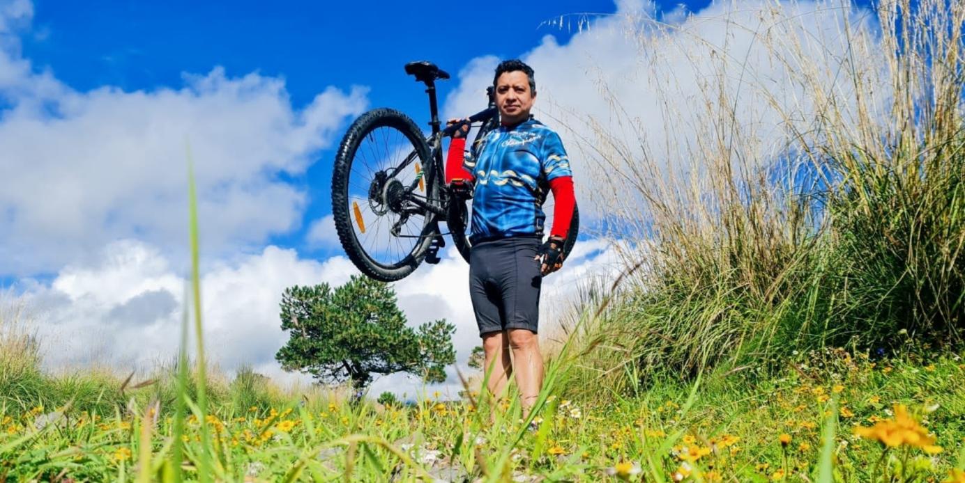 Roberto Rodriguez Torres Bike