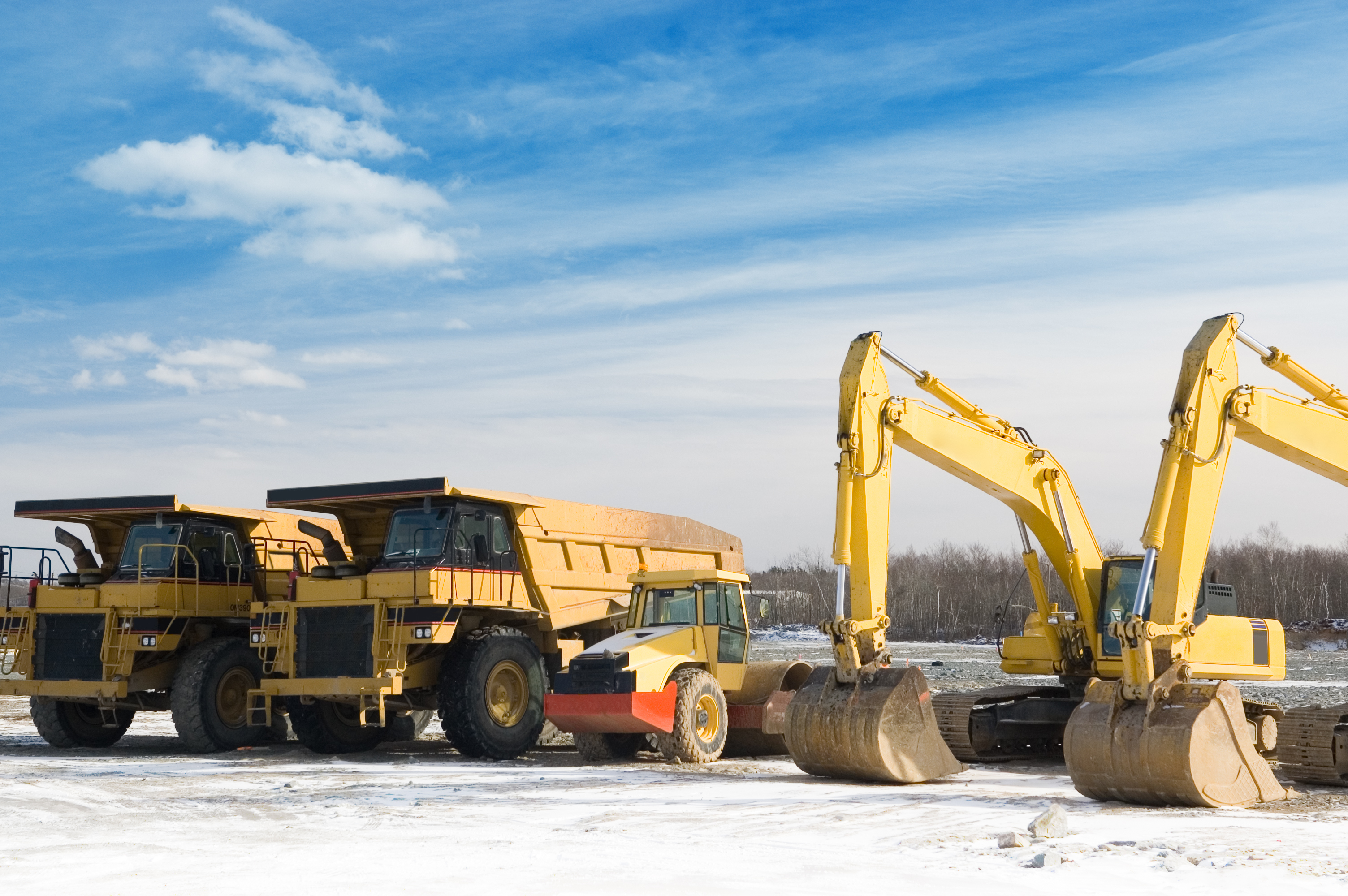 Renting Vs  Buying Construction Equipment: What to Consider Before