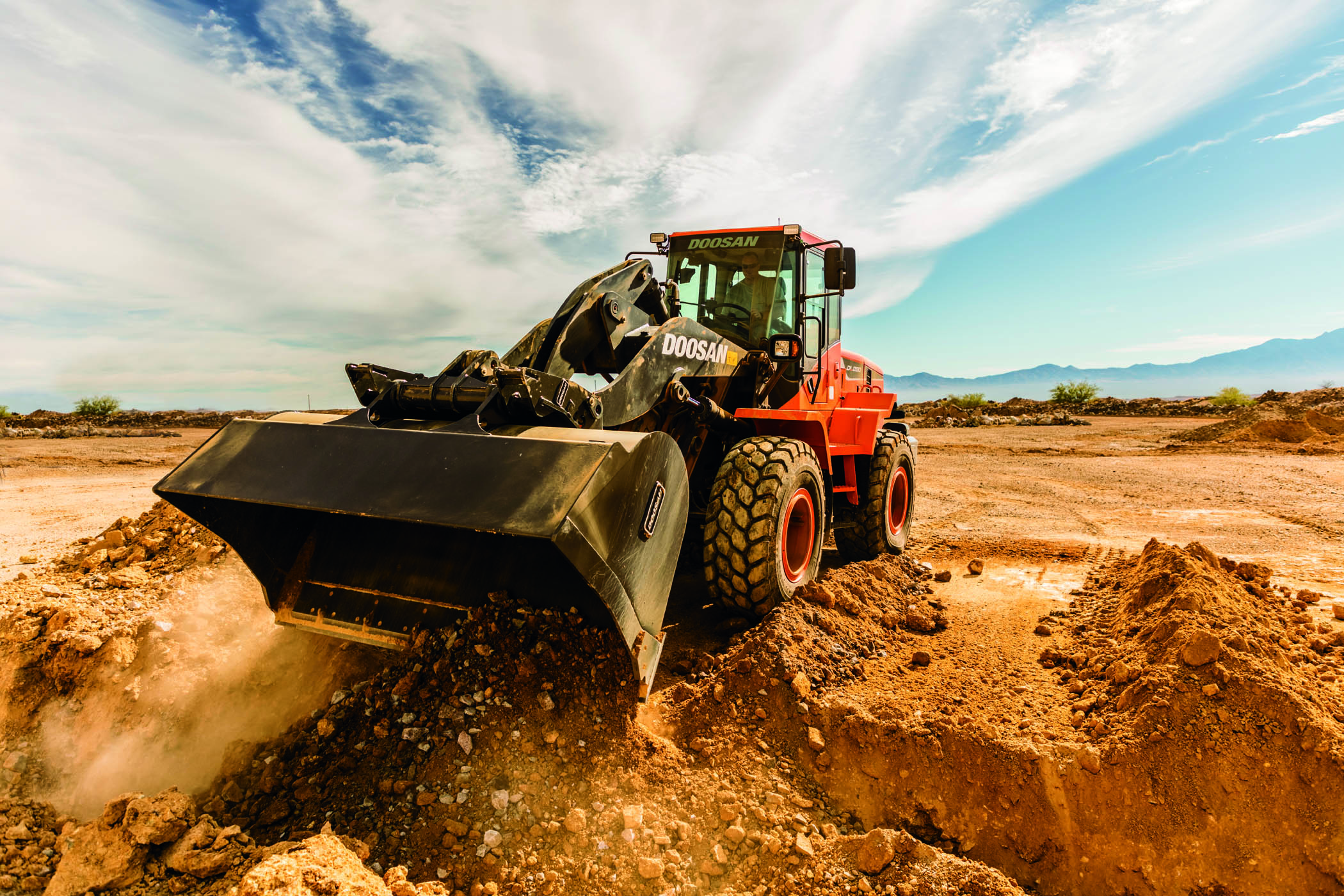 Latest Loader Technologies Improve Machine Performance and