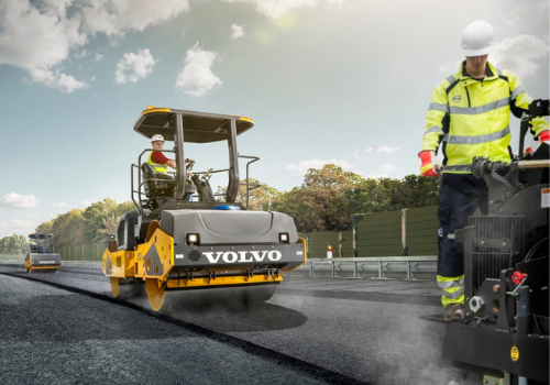 volvo compaction equipment
