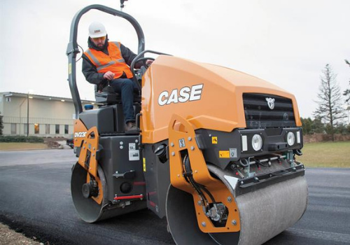 Case CE Compaction Equipment