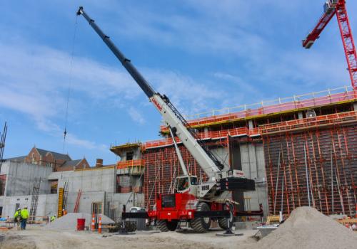 crane rigging plan