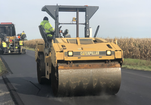asphalt compaction