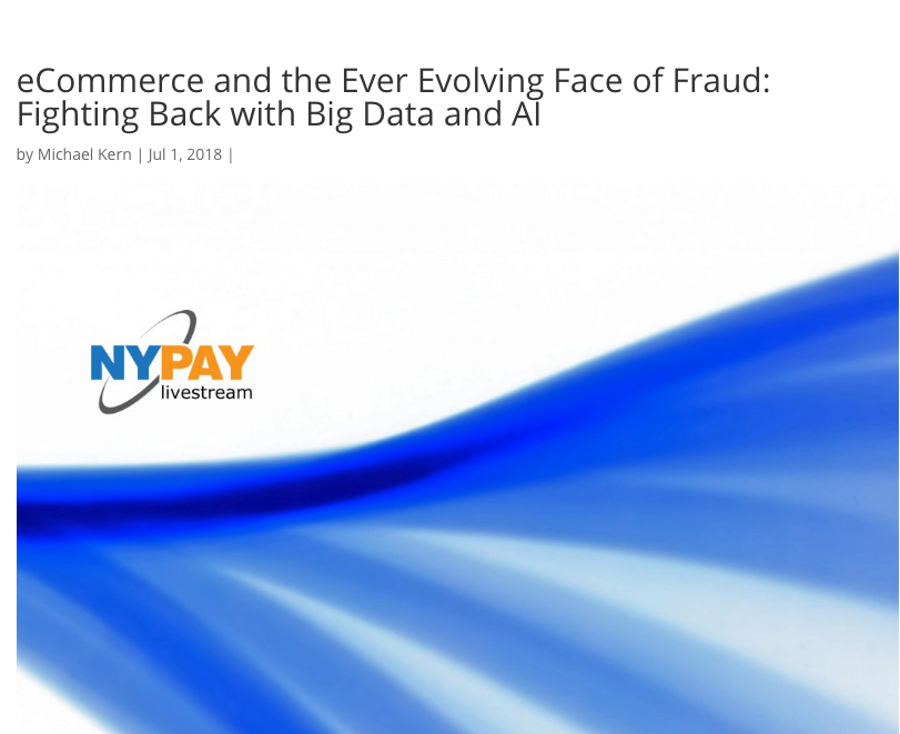Deloitte-Sponsored Panel to Focus on New View of Ecommerce Fraud