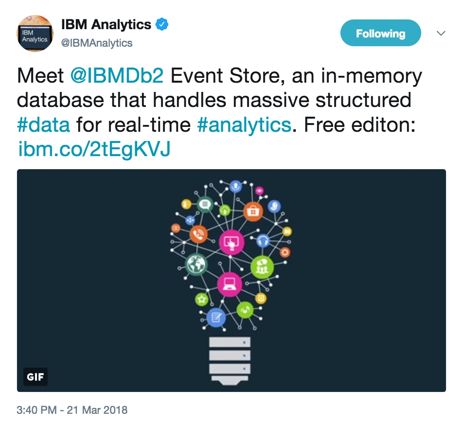 - thinkwed2 20  20ibmdb2 20 - Think 2018: Our favorite highlights from Wednesday