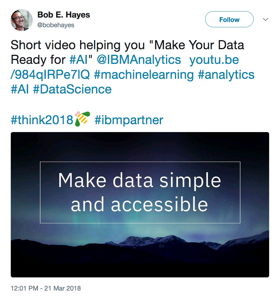 - thinkwed4 20  20data 20vid - Think 2018: Our favorite highlights from Wednesday