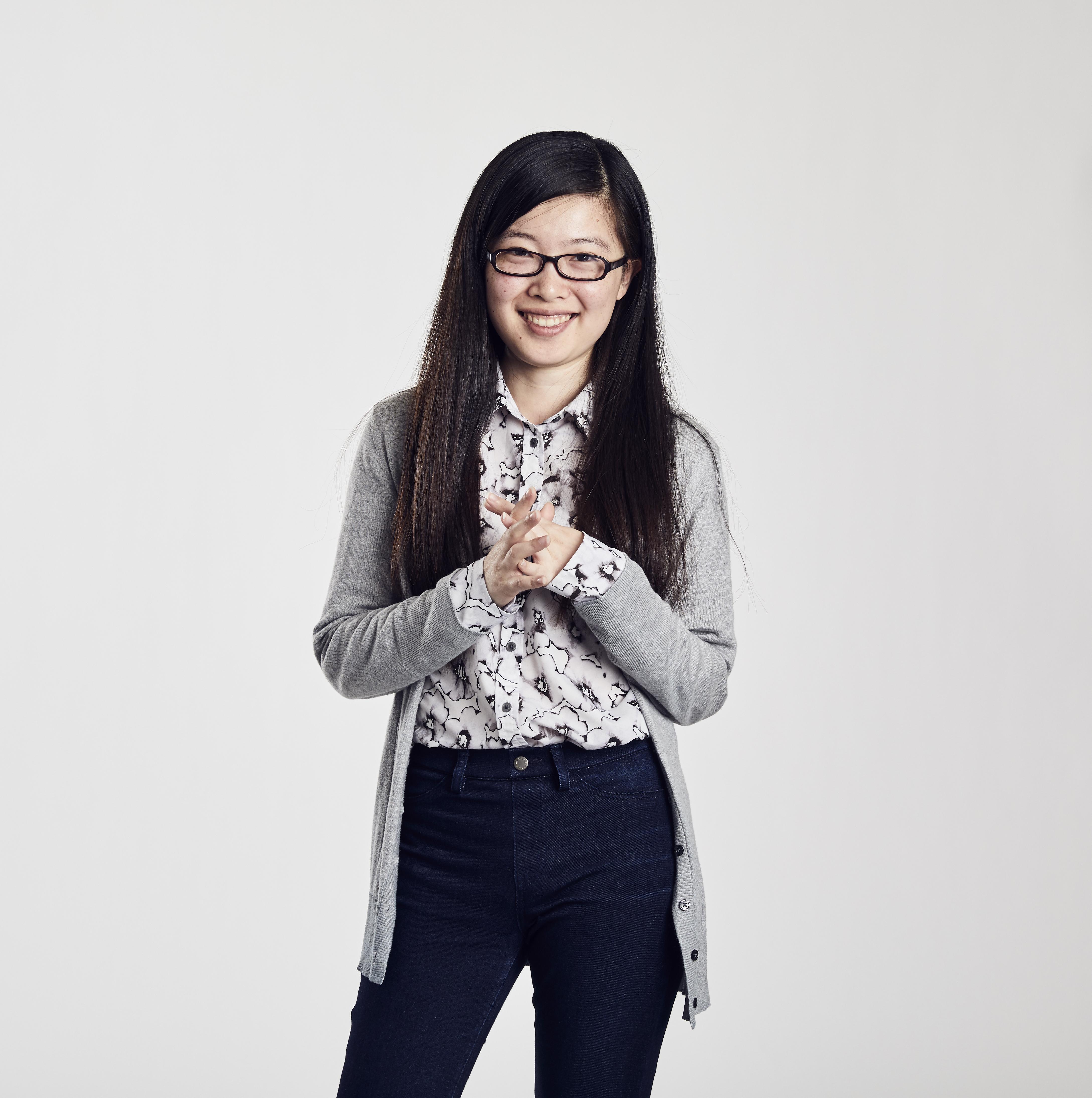 Wanting Wang, IBM Data Science and AI Elite