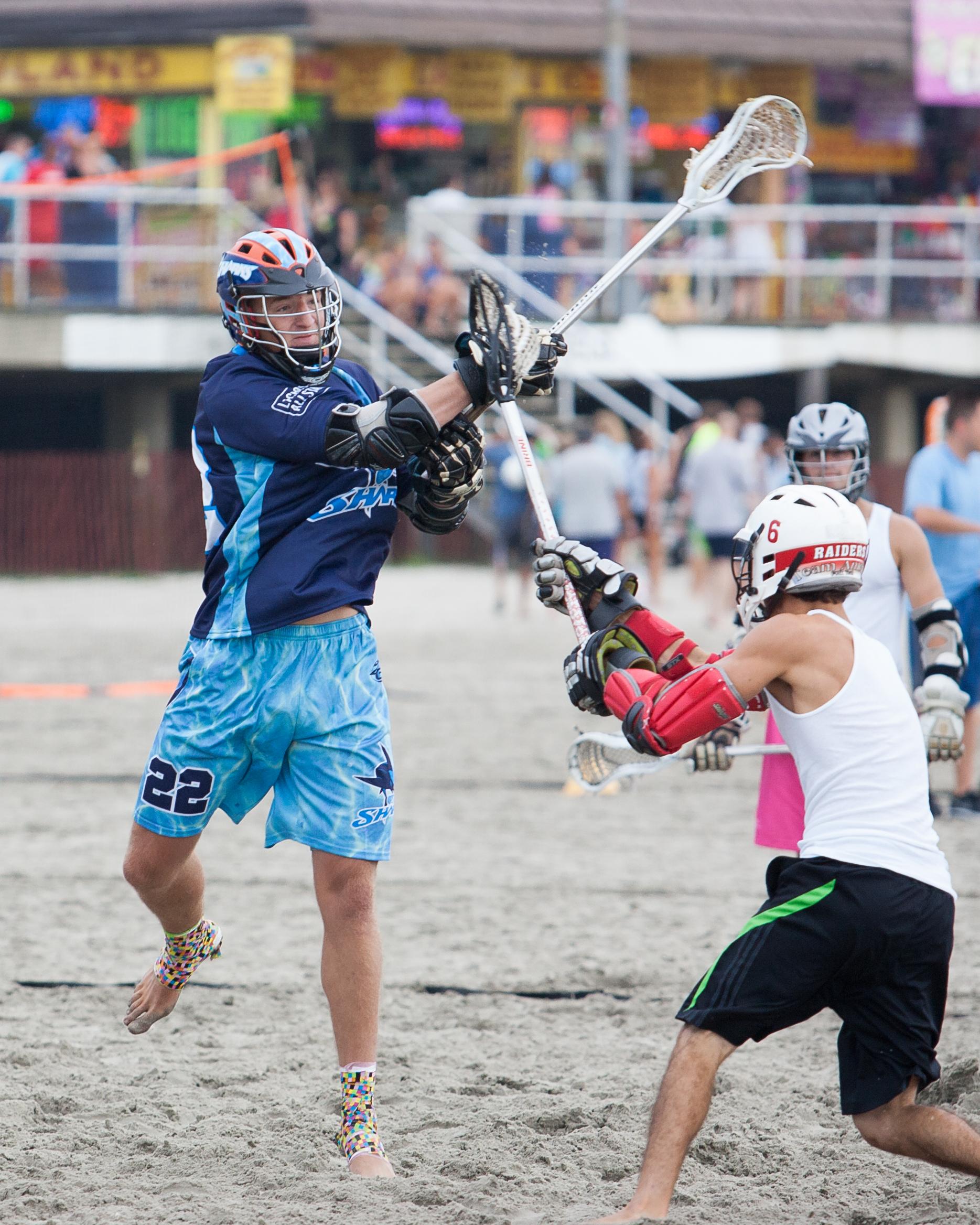 beach lacrosse 2012 new jersey