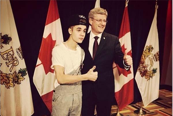 Justin Bieber's 'Overhaul' Appearance