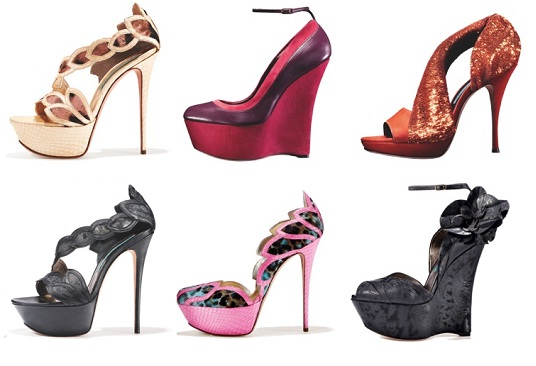 Check Out Alexander McQueen's Shoe Designer's Shoe Collection