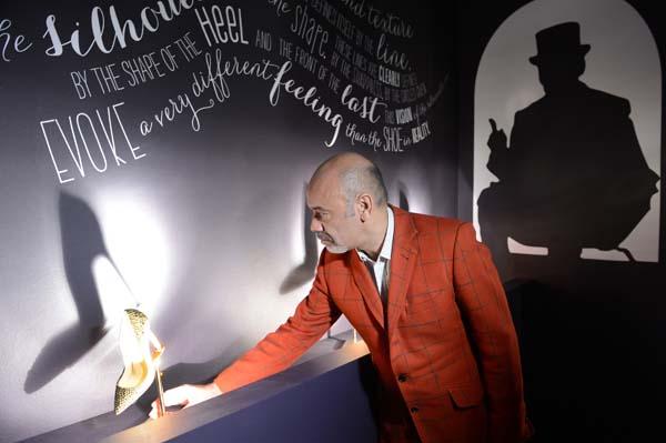 Christian Louboutin Exhibit to Kicks Up Its Heels at ...