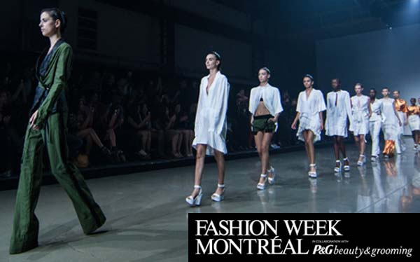Montreal Fashion Week: The F/W 2013 Lineup