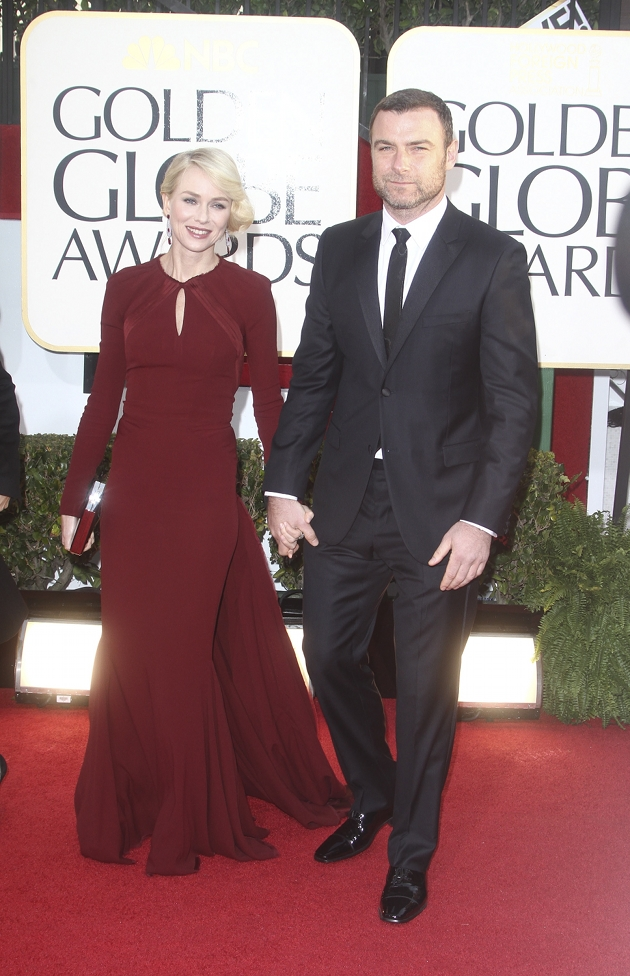 Naomi Watts Kills It with Her Oxblood Zac Posen and Vogue Covers
