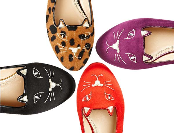 Trend Alert: Feline Flats at The Bay