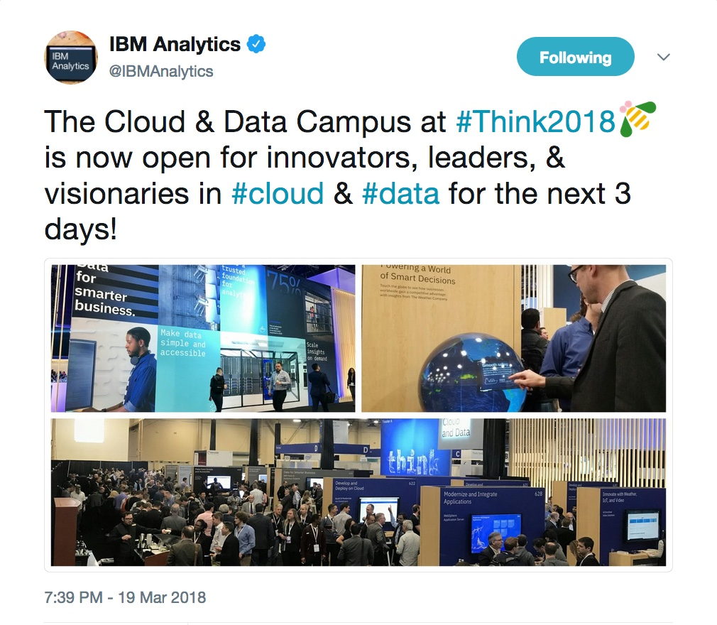 - ThinkMon5 20 - Think 2018: Our favorite highlights from Monday