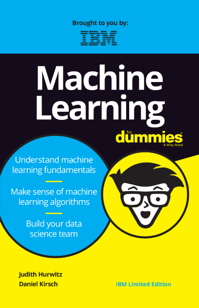 IBM Machine Learning for Dummies