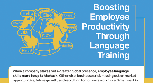 thumbnail of employee productivity infographic