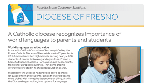 [Case Study] Diocese of Fresno