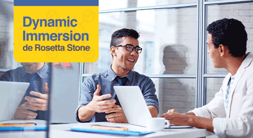 Dynamic Immersion de Rosetta Stone