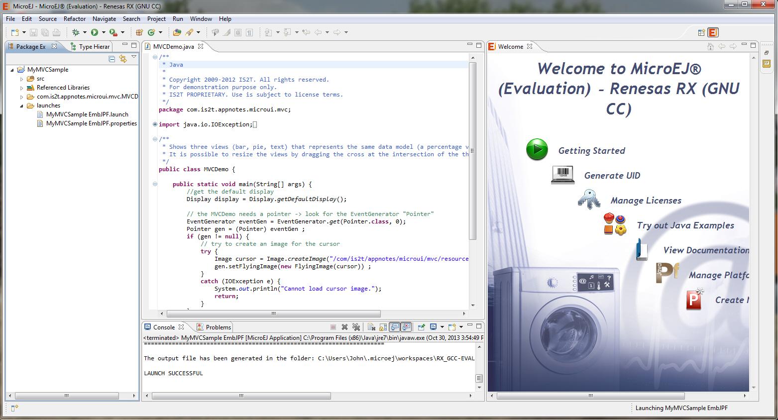 Embedded Java Platform for RX MCUs - RX Blog - Blog - RX