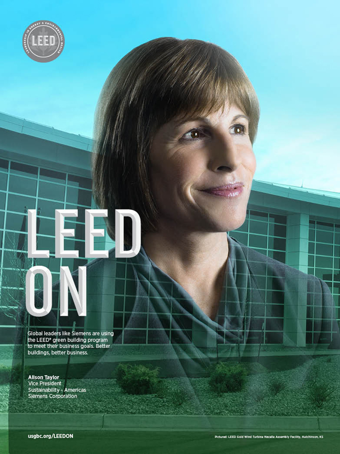 A New Mantra Leed On Us Green Building Council