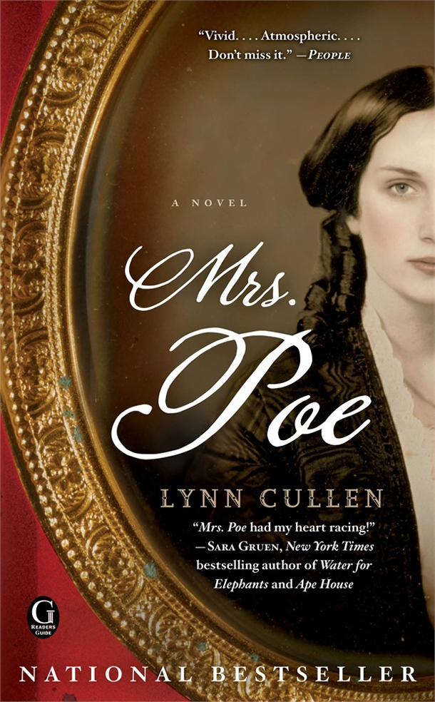 PoeCover Read An Excerpt From Lynn Cullens Mrs. Poe