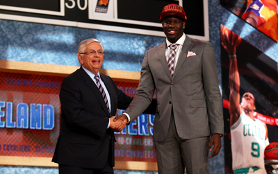 171684439 5 Times People Thought The NBA Draft Lottery Was Rigged