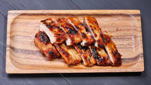 Barbecue Pork Ribs Backyard Smoker Recipes For Your Next Summer Barbecue