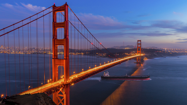 golden gate bridge   thinkstock Best U.S. Family Friendly Destinations