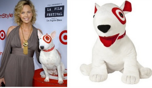 7 mvp most valuable pet brand mascots past and What kind of dog is the target mascot