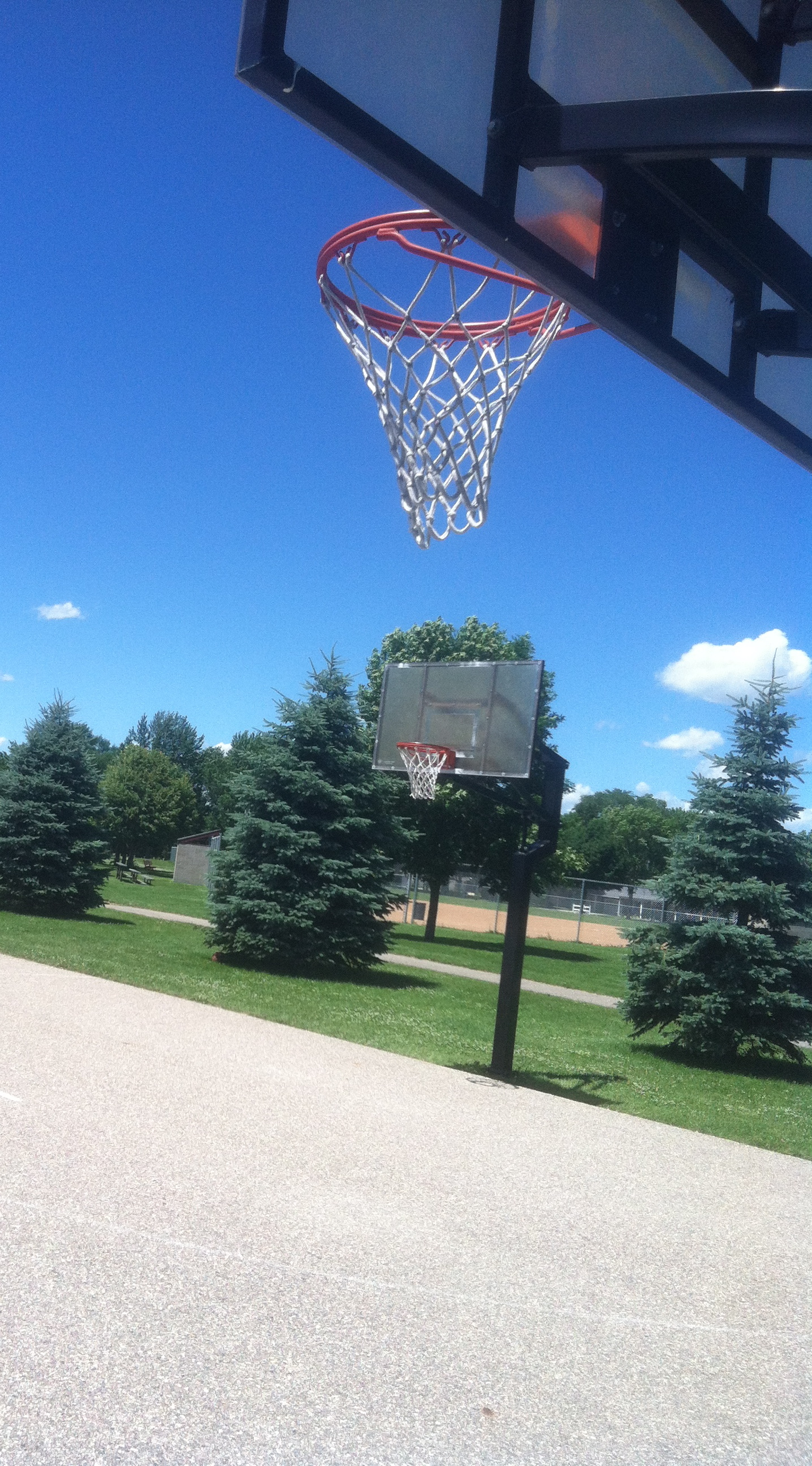 Best Outdoor Basketball Courts In Minnesota
