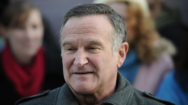 Robin Williams (Photo Credit: Carl Court/Getty Images)