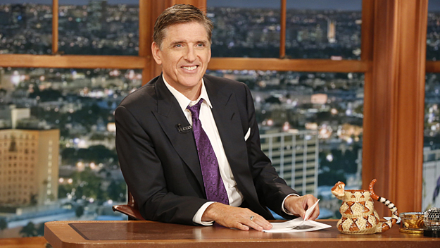Craig Ferguson (Photo by Monty Brinton/CBS)