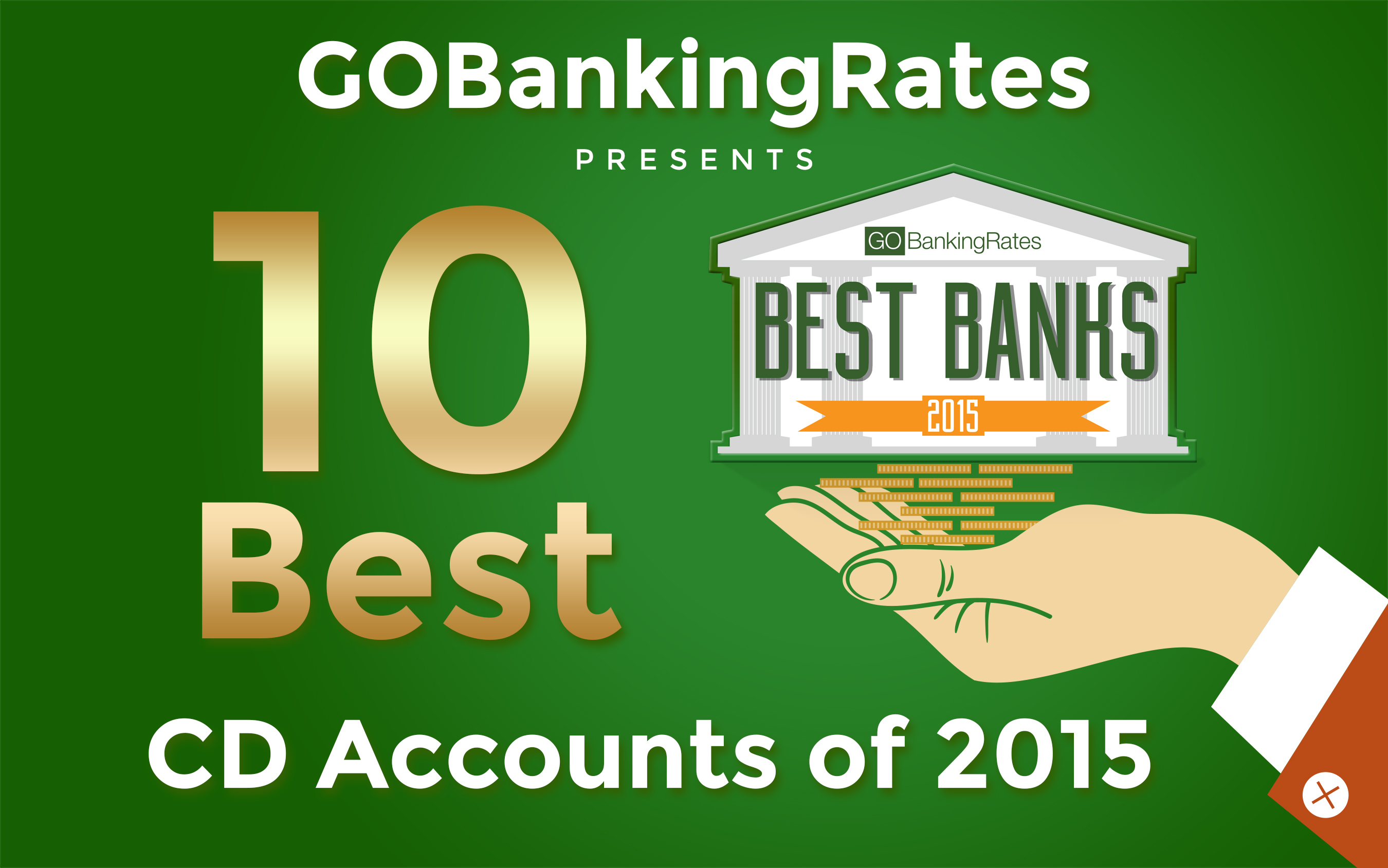 Best CD Accounts 2015