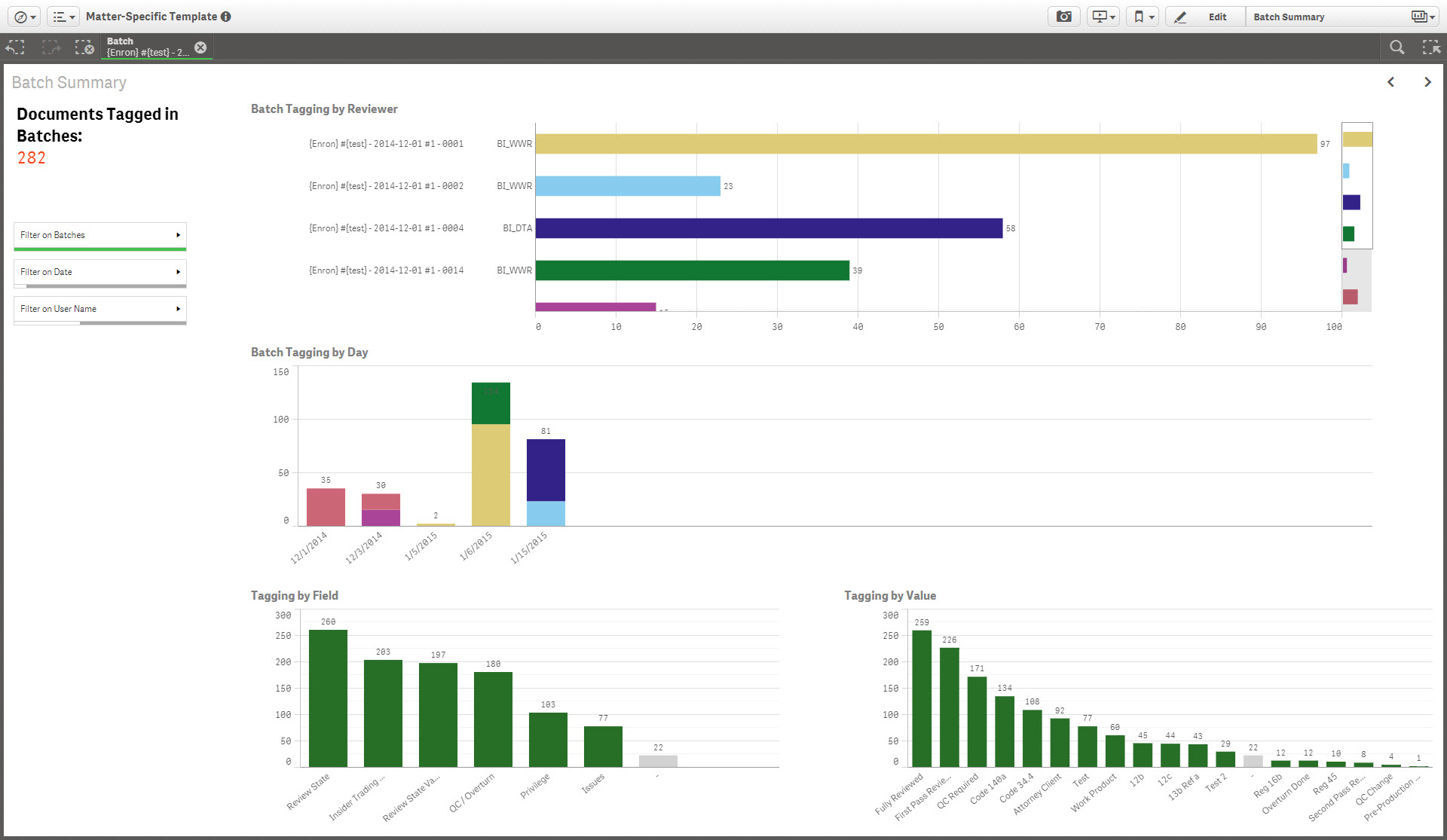 Recommind Adds Enterprise-Grade Business Intelligence to Industry ...