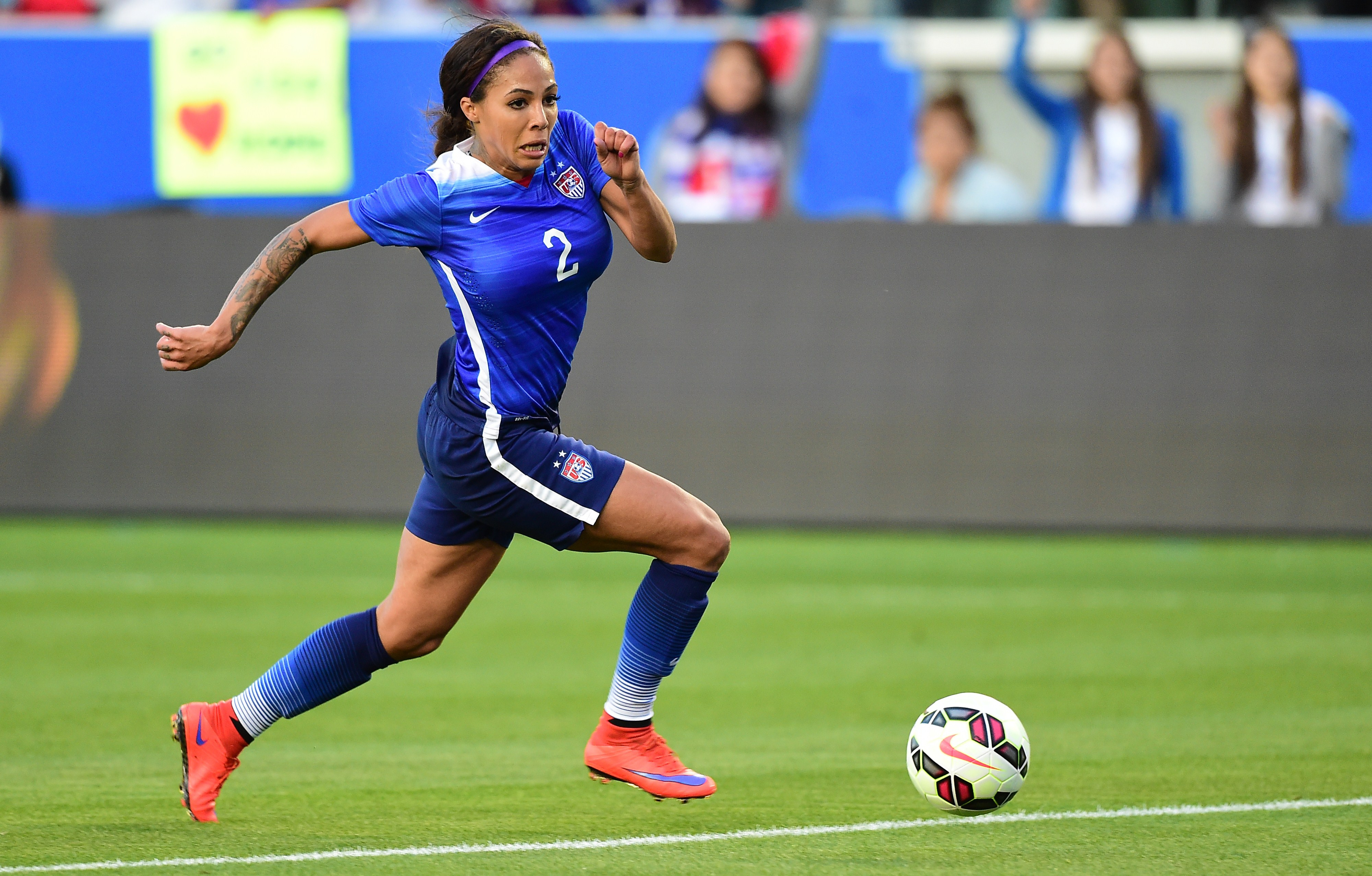 leroux Meet The 10 USWNT World Cup First Timers