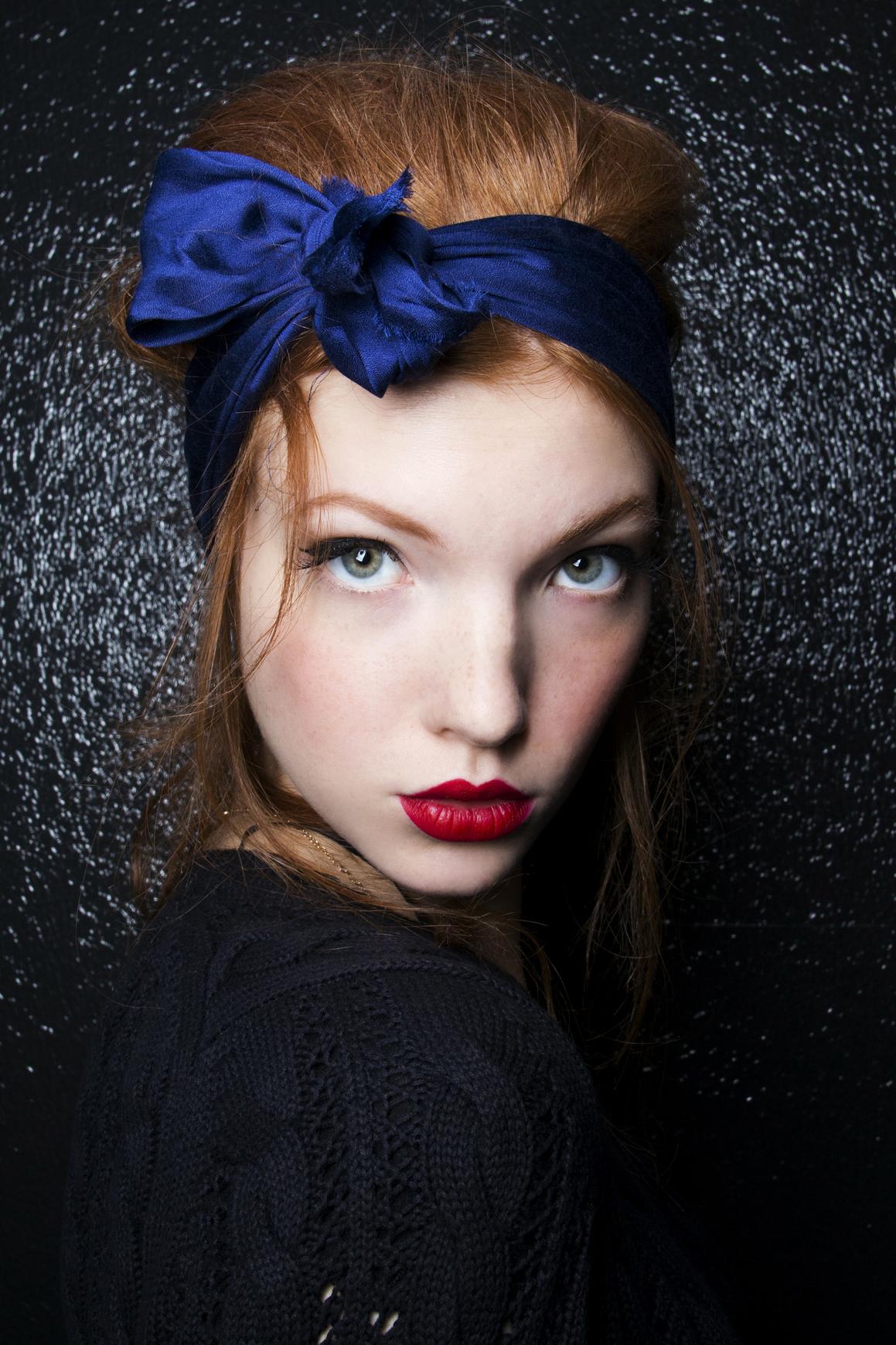 Mabille hair bow