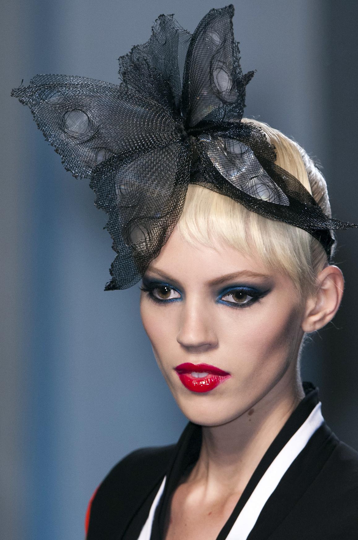 Jean Paul Gaultier hair accessory