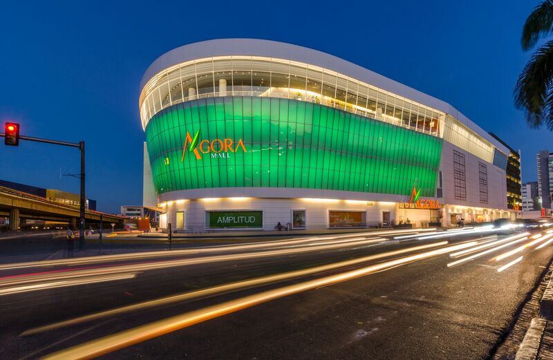 The First Leed Certified Building In Santo Domingo Is A Green Mall
