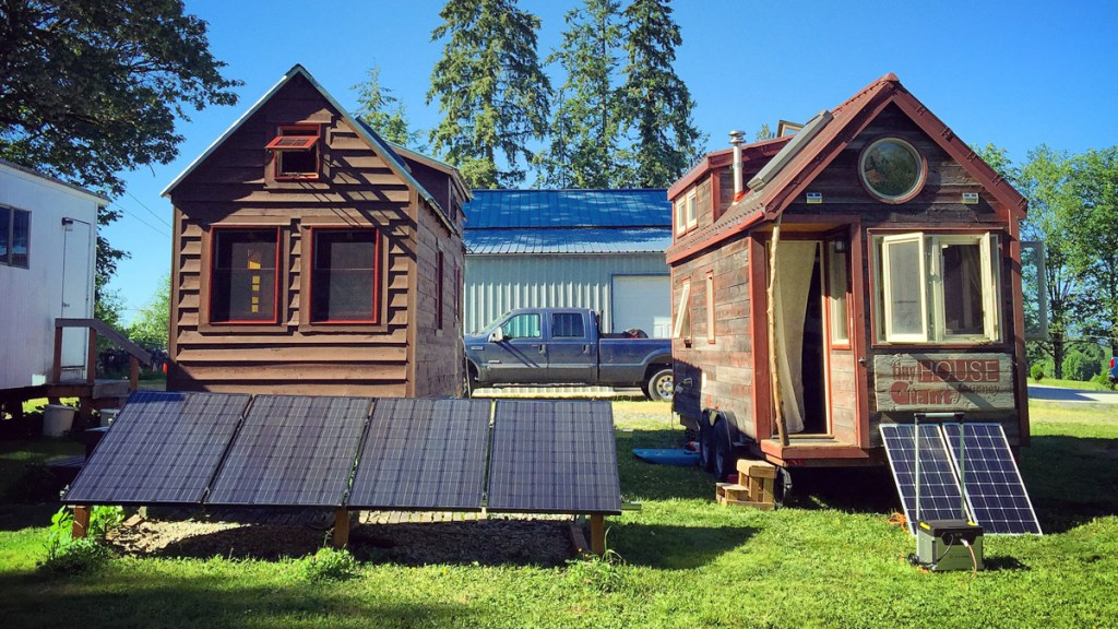Tiny homes The latest choice in building green Green Home Guide