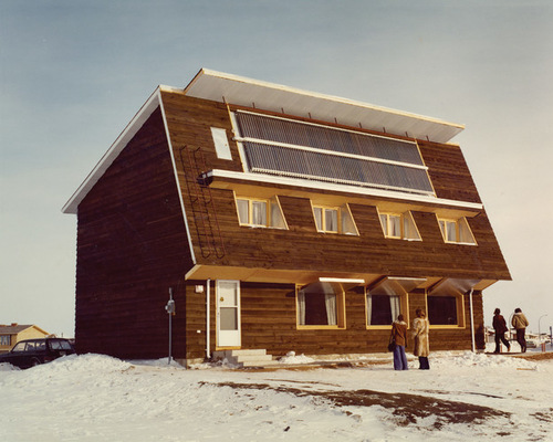 A History Of The Solar House Green Home Guide